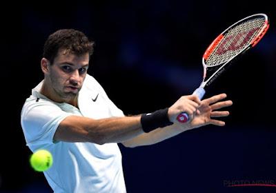 Grigor Dimitrov, de boeman voor de Djokovic-entourage, is verlost van het coronavirus