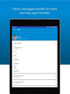 PanelPlace - Opportunities to Earn, Learn and More Screenshot