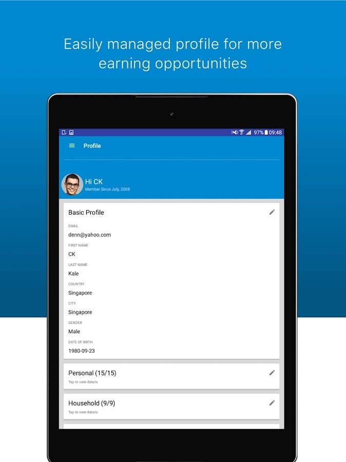 PanelPlace - Opportunities to Earn, Learn and More- screenshot
