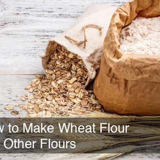 Wheat Flour and other Flours