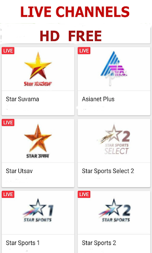SunNEXT Hotster Live Channels List Info for PC