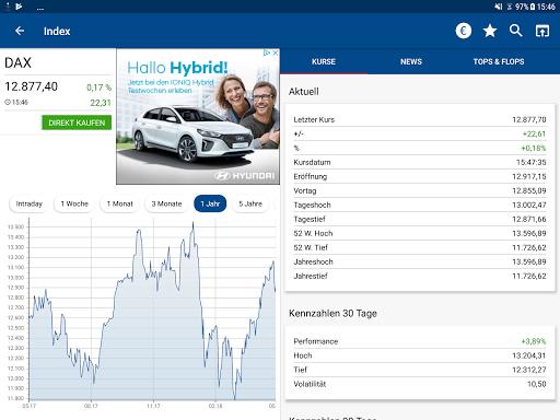 Börse & Aktien - finanzen.net  screenshots 11
