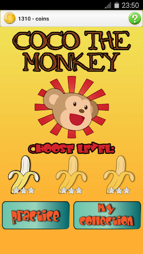 Coco The Monkey -Toddlers Game