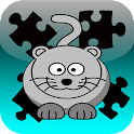Cat Jigsaws game icon