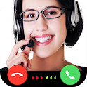 FREE Fake Call And Message icon