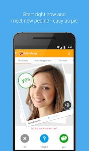 Bildkontakte - Flirt & Dating screenshot 0