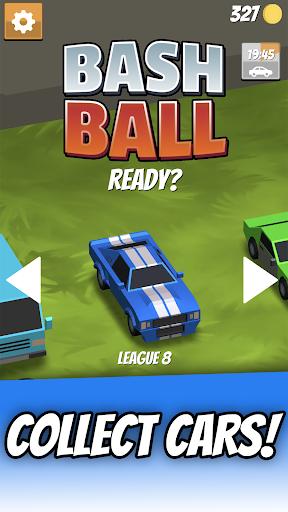 Bashball screenshot 1