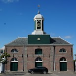 in Den Helder, Noord Holland, Netherlands