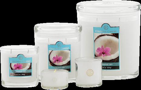 Colonial Candle - Coconut Rain