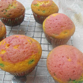 Rainbow Cupcakes   Kids Party Special.