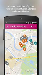 BundesArztsuche screenshot 2