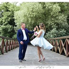 Wedding photographer Paulina Borkowska (paularobizdjecia). Photo of 14.07.2017
