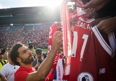 ? Salah opent meteen zijn rekening, ook andere Liverpool-pionnen zijn goed bij schot
