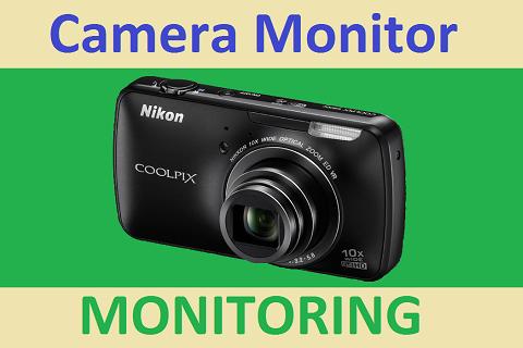 Camera Spy Monitor