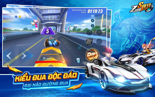 ZingSpeed Mobile android2mod screenshots 3