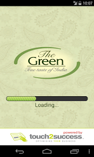 The Green Takeaway- screenshot thumbnail