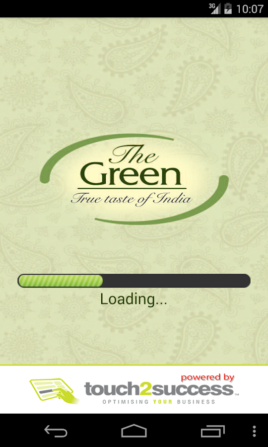 The Green Takeaway- screenshot