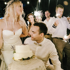Wedding photographer Nastya Dubrovina (NastyaDubrovina). Photo of 24.10.2018