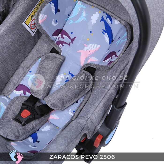 Zaracos REVO 2506 9