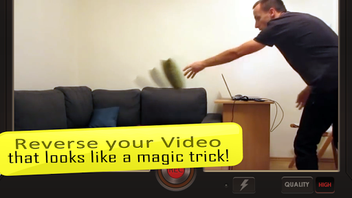 Reverse Movie FX - magic video screenshot 3
