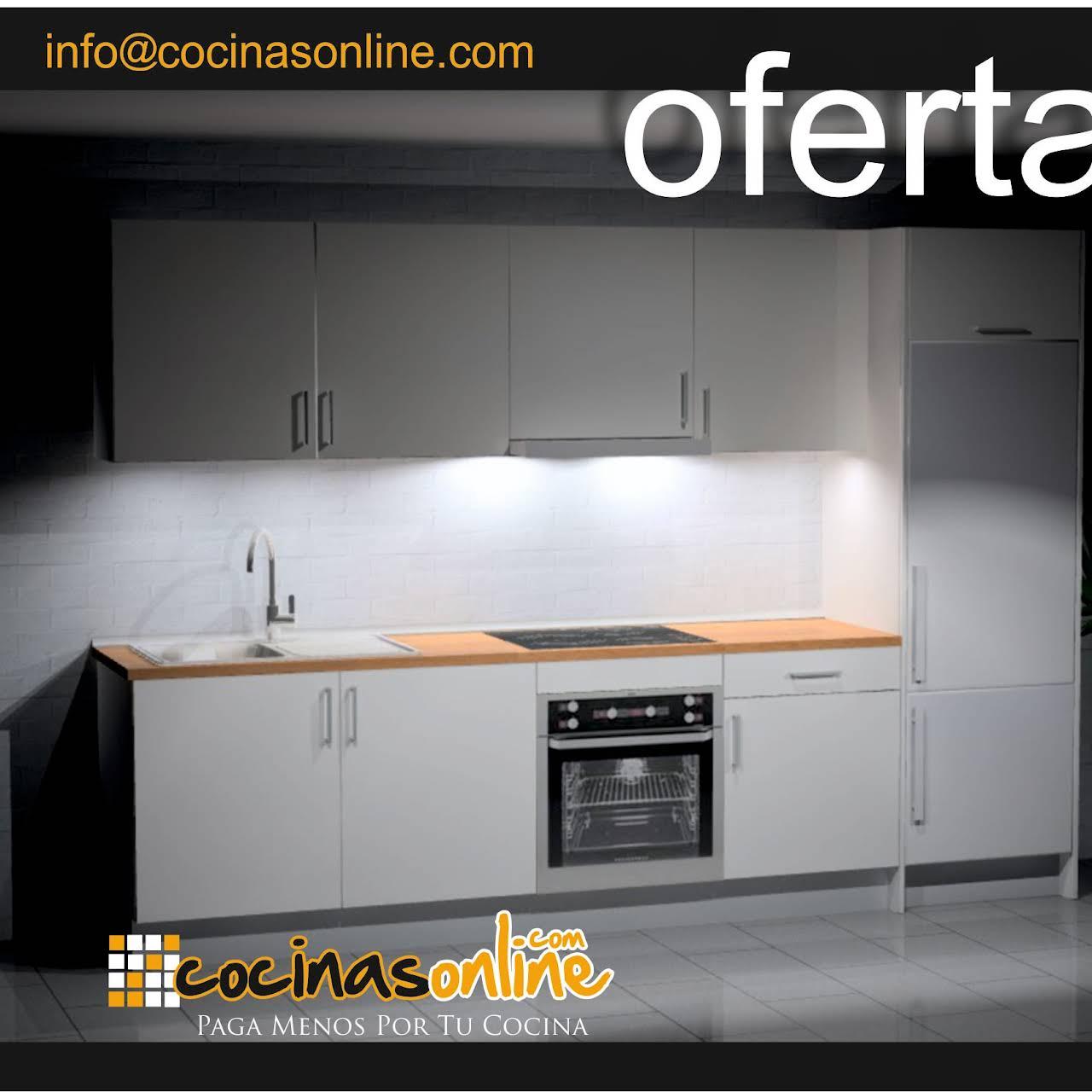 CocinasOnline - Tienda online de muebles de cocina