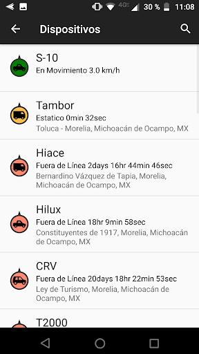 iqtrack screenshot 2