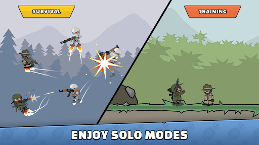 Mini Militia - Doodle Army 2 screenshot 7