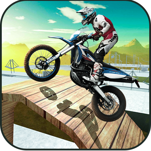 Sports Bike Real Stunts 2019 & Racing Sim icon