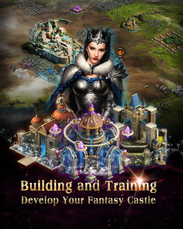 Clash of Queens:Dragons Rise 1.8.34 screenshot 628839