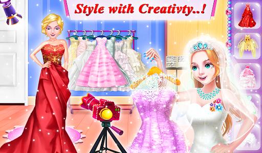 Makeup Kit- Dress up and makeup games for girls 4.5.55 screenshots 14