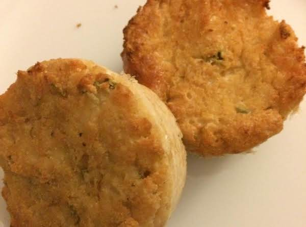 Jalapeño Cheese Cauliflower Muffins Recipe