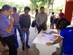 Photo: Inscrições