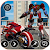 Moto Robot Transformation: Transform Robot Games file APK for Gaming PC/PS3/PS4 Smart TV