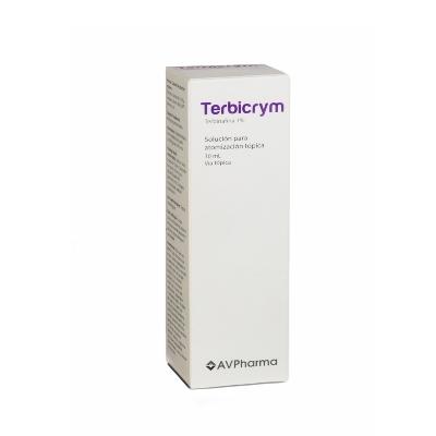 terbinafina terbicrym 1% 30ml solución p/aaomizar tópica avpharma