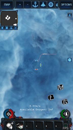 Code Triche Voidspace: Experimental survival space MMORPG apk mod screenshots 1