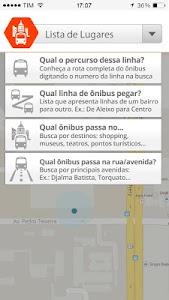 Ônibus Manaus screenshot 1