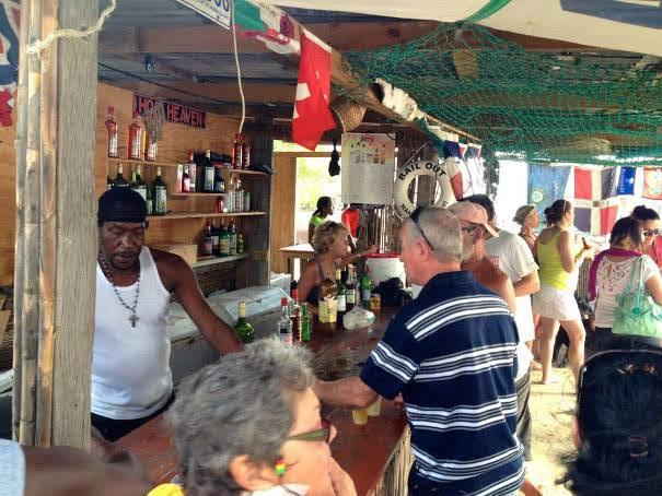 Roger's Barefoot Beach Bar
