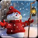 Christmas Snow Live Wallpaper icon