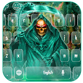 Devil Skull Death 3D Theme