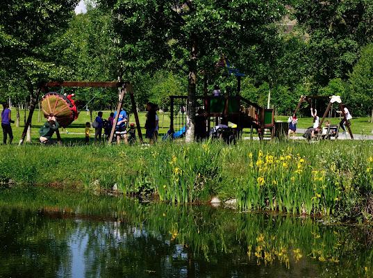 Area giochi al parco di benny48