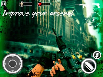Z For Zombie: Freedom Hunters - FPS Shooter Game Screenshot