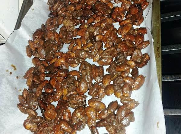 Sugar Free Crockpot Candied Nuts