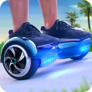 Hoverboard Surfers 3D - Аркады