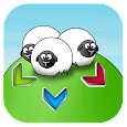 Sheep sorter icon