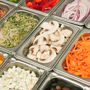 Salad Bar Per Pound