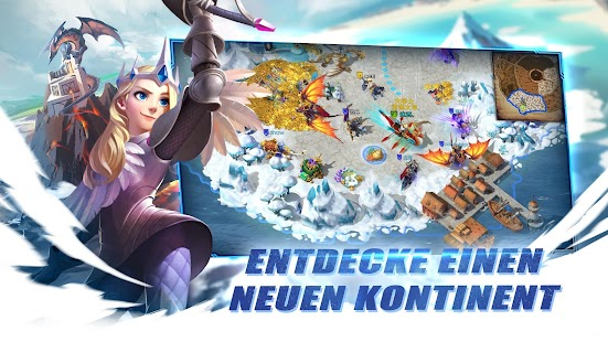 Art of Conquest: Finsterer Horizont Screenshot