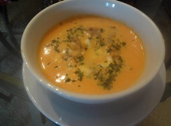 Tomato Carrot Miso Milk Soup Recipe