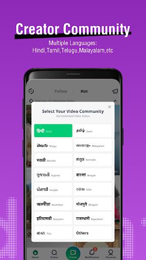 VidStatus - Share Your Video Status screenshots 3