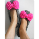 Knitting and crochet booties models for PC-Windows 7,8,10 and Mac