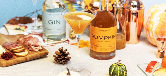 The Pumpkin Patch cocktail